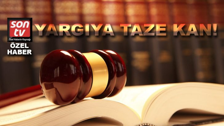 Yargıya 2 bin 100 hakim ve savcı alınacak