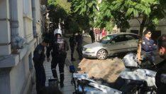 Yunan Dışişleri Bakanlığı binasında şüpheli paket alarmı!