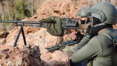 1 milyon TL ödülle aranan terörist Şırnak'ta etkisiz  hale getirildi