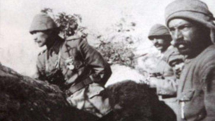 Çanakkale'de Atatürk'ün hayatını kurtaran saat nerede?
