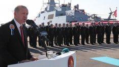 Cumhurbaşkanı Erdoğan: Doğu Akdeniz'deki kaynakların gasbedilmesini kesinlikle kabul etmeyiz