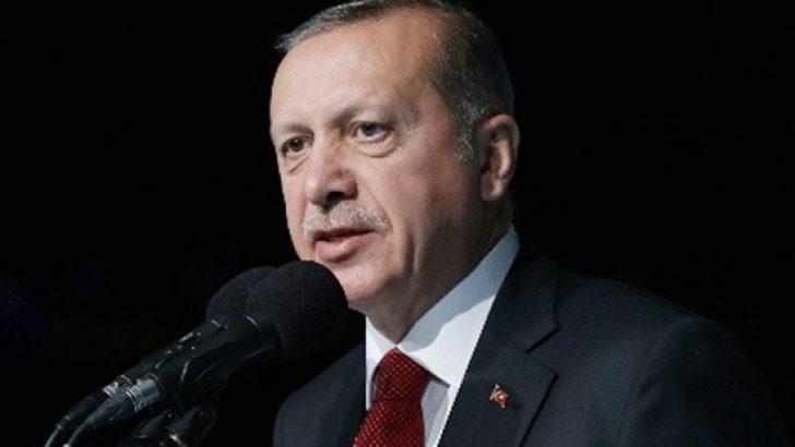ABD'nin İran'a yaptırım kararına Cumhurbaşkanı Erdoğan'dan ilk tepki!