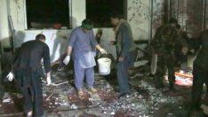 Afganistan'da camiye bombalı saldırı: 26 ölü