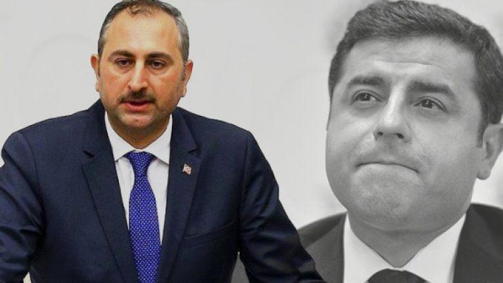 AİHM'nin Demirtaş kararına hükümetten ilk açıklama: Kararı Türk yargısı verir