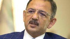 AK Parti'nin Ankara Büyükşehir belediye başkan adayı Mehmet Özhaseki oldu! Mehmet Özhaseki kimdir?