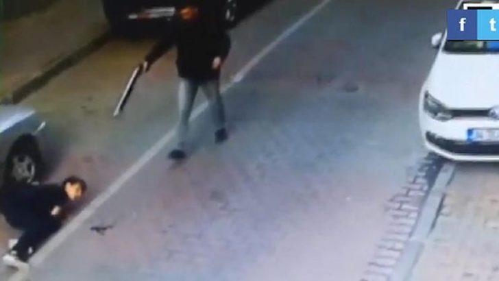 Bahçelievler'de okul arkadaşını pompalı tüfekle öldüren M.K. tutuklandı