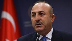 Bakan Çavuşoğlu, İran'a yaptırım uygulayan ABD'yi uyardı