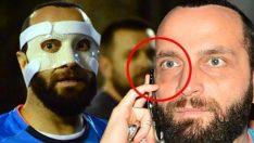 Berkay'dan Arda Turan sonrası maskeli önlem