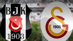 Beşiktaş Galatasaray maçının ilk 11'i belli oldu! İşte BJK GS derbisi maç kadroları