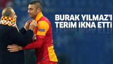 Burak Yılmaz Galatasaray'da! İşte alacağı ücret…