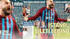 Burak Yılmaz'ın İstanbul bileti cebinde! (14 Kasım 2018 spor manşetleri)