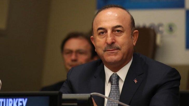 Bakan Çavuşoğlu: Salgın sürecinde 80 ülkenin talebini karşıladık
