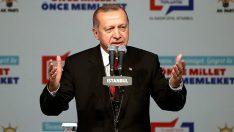 Cumhurbaşkanı Erdoğan, başkan adaylarını açıkladı