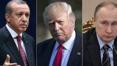 Cumhurbaşkanı Erdoğan Trump ve Putin ile görüşecek