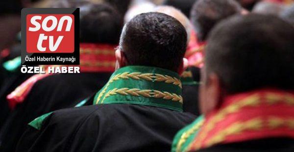 3 bin 514 hakim ve savcıya terfi! Resmi Gazete'de yayınlandı