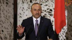 Dışişleri Bakanı Çavuşoğlu iki önemli görüşme gerçekleştirdi
