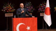 Dışişleri Bakanı Çavuşoğlu'ndan Japonya'ya FETÖ ve PKK uyarısı