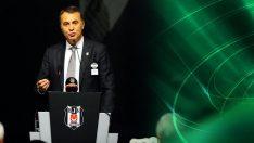 Divan kurulu toplantısında Beşiktaş'ın borcu açıklandı