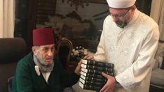 Diyanet İşleri Başkanı Erbaş'tan Kadir Mısıroğlu'nu ziyaretine ilişkin açıklama