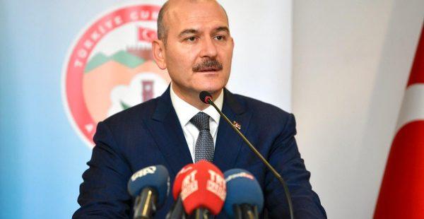 İçişleri Bakanı Soylu: Verdiğimiz sözün arkasındayız