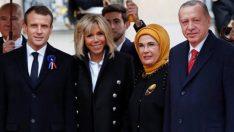 Dünya liderleri Paris'te!