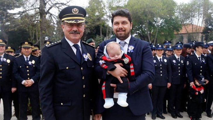 Emniyet Müdürü'nün kızına ceza yazan polis memuruna ödül!