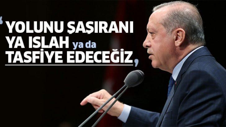 Erdoğan'dan Ak Parti teşkilatına uyarı üstüne uyarı