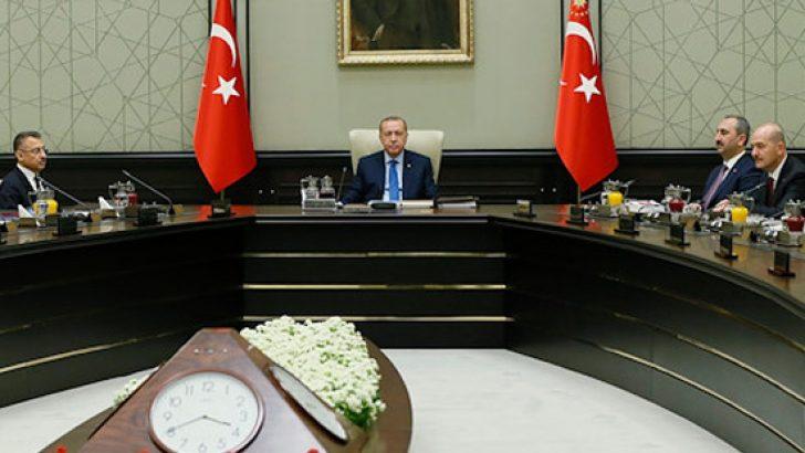 Erdoğan: MGK'da çok önemli kararlar alacağız