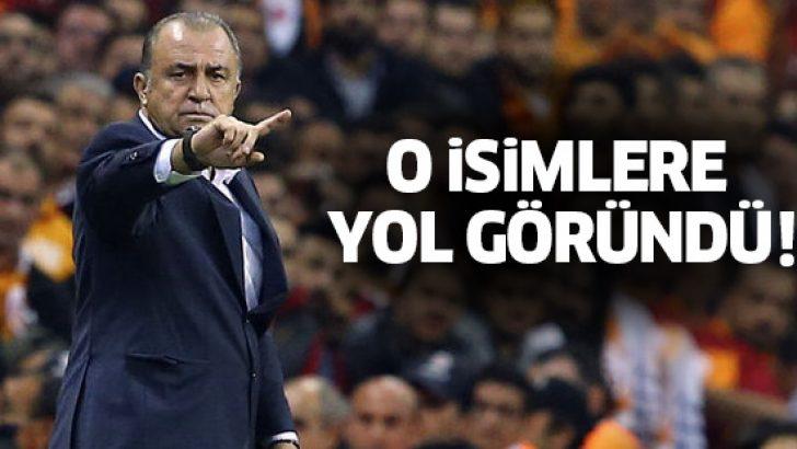 Galatasaray'da Ocak'ta dev operasyon!