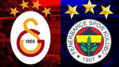 Galatasaray – Fenerbahçe maç kadrosu belli oldu! İşte Galatasaray Fenerbahçe maçının ilk 11'leri