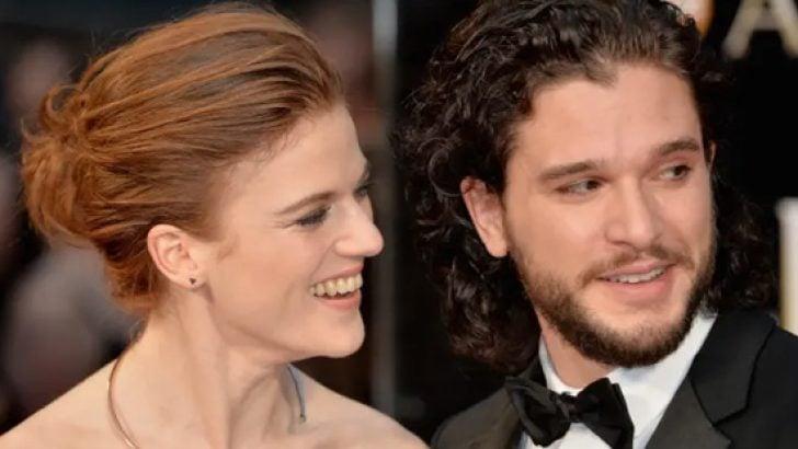 Game of Thrones'un Jon Snow'u eşi Rose Leslie'yi aldattı