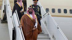 Hakkında soruşturma açılan Prens Selman, kaldığı otelden ayrıldı