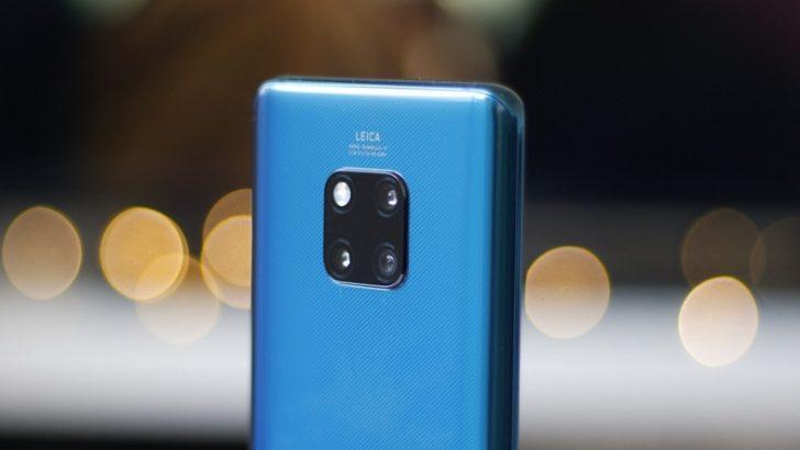 HuaweiMate20Pro'nunTürkiye fiyatı belli oldu! İşte öne çıkanözellikler