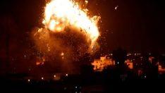 İsrail'in Gazze'ye saldırısı sürüyor: 10 Filistinli katledildi