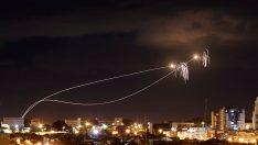 İsrail sözcüsü: Filistin, Rus yapımı tank savar füze sistemi kullandı