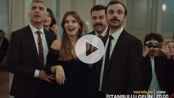 İstanbullu Gelin 63. yeni bölüm 2. fragmanı yayınlandı! İstanbullu Gelin 63. yeni bölüm 2. fragman izle