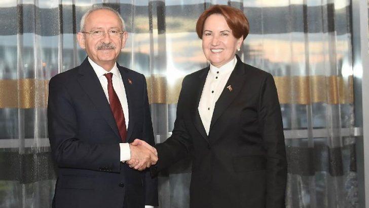 İYİ Parti-CHP ittifakı tıkandı mı?