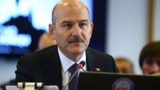 Bakan Soylu: HDP'li vekil oturmuş Facebook üzerinden Kandil'e yayın yapıyor