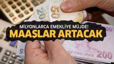 Karma hesap sistemi kaldırılıyor! Emekli maaşları 300 lira artacak