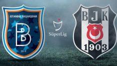 Lider Başakşehir, Beşiktaş'ı ağırlayacak! Başakşehir – Beşiktaş maçı ne zaman, saat kaçta, hangi kanalda?