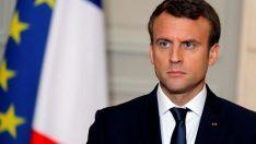 Macron'asuikasthazırlığındaki 6 kişi gözaltına alındı