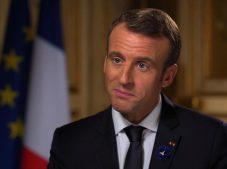Macron: Fransızların güvenliğini ABD'nin eline bırakamam