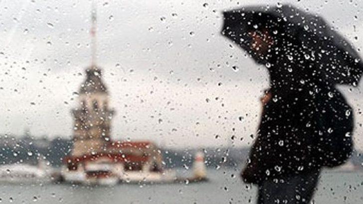 Meteoroloji'den 10 ile kuvvetli yağış uyarısı! (5 günlük hava durumu)