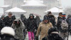 Meteoroloji'den kar yağışı uyarısı! İstanbul'a kar yağacak mı? İşte kar yağışı olacak iller