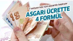 Milyonlarca asgari ücretli için pazarlık başlıyor! 2019 Asgari ücret zammı ne kadar olacak?