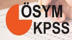ÖSYM, KPSS sonuçlarını açıkladı! 2018 KPSS ortaöğretim (lise) sonuçları
