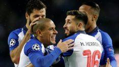 Porto, Lokomotiv Moskova'nın fişini çekti! Porto – Lokomotiv Moskova maç sonucu: 4-1