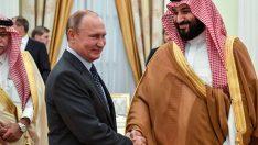 Putin, Veliaht Prens'le görüşebilir