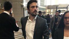 Sıla'yı dövdüğü iddia edilen Ahmet Kural ifade vermek için adliyede