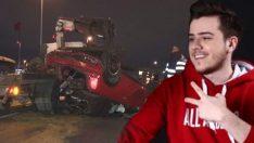 Sosyal medya fenomeni Semih Varol trafik kazası geçirdi! Semih Varol kimdir?